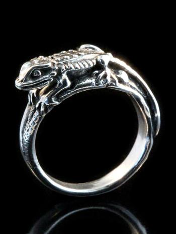 Bearded Dragon Ring