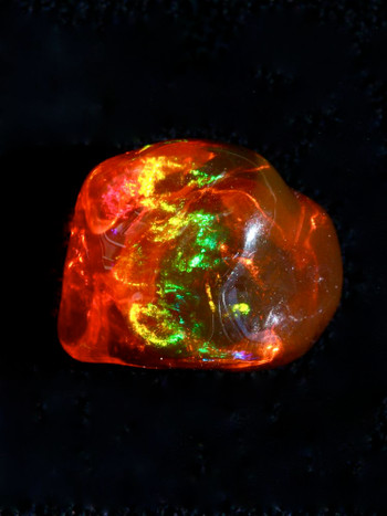 Nugget - Mexican Fire Opal