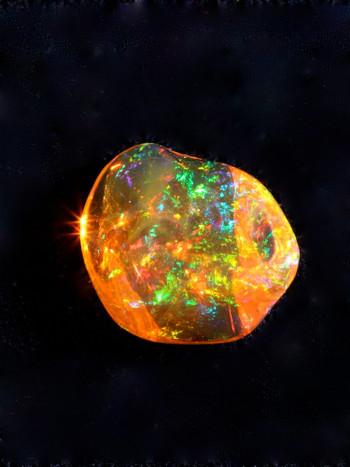 Tearfyre - Mexican Fire Opal