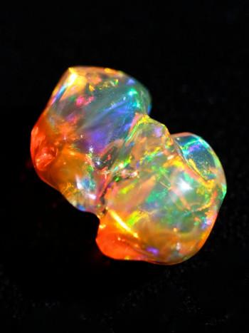 Neon Flash - Mexican Fire Opal