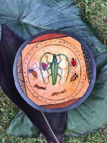 Zimbabwe Insect Bowl #1