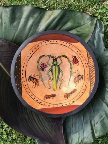 Zimbabwe Insect Bowl #2