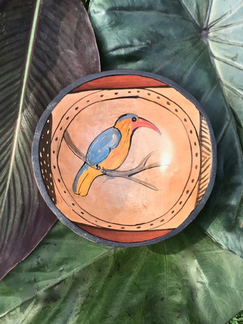 Zimbabwe Bee Eater Bird Bowl #1