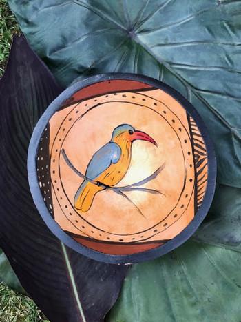 Zimbabwe Bee Eater Bird Bowl #2