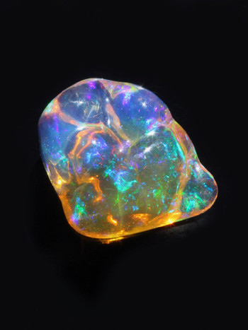 Luminous - Mexican Fire Opal