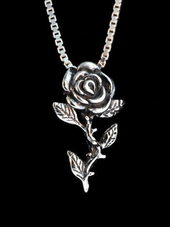 Flower - Rose Charm