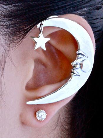 Moon Ear Wrap - Worn by Prince