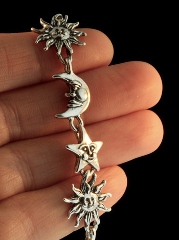 Celestial Bracelet - Silver