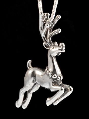 Christmas - Reindeer Charm