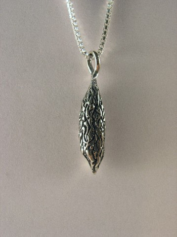 Okinawa - Goya Charm - Silver