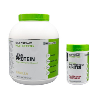 Supreme Nutrition Weight Loss Stack