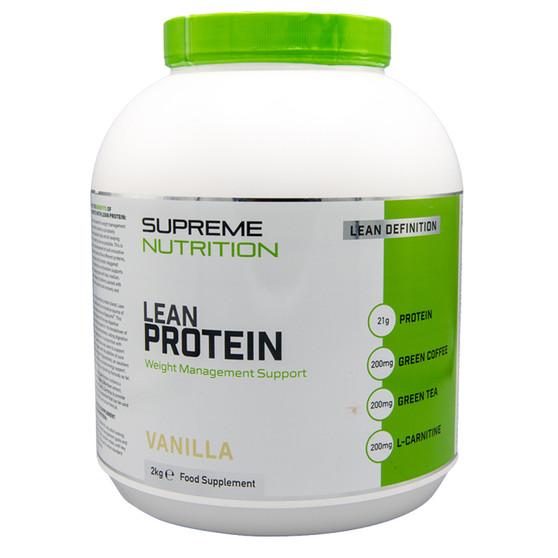 Supreme Nutrition Lean Protein 2kg