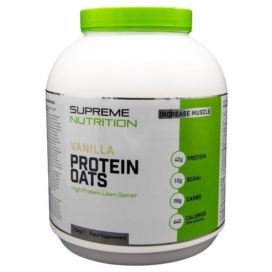 Supreme Nutrition Protein Oats 2.5kg