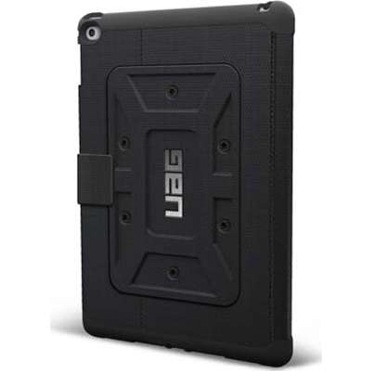 timeless design 3d4e1 6e73e Urban Armor Gear (UAG) UAGIPDAIR2BLKVP - Urban Armor Gear iPad Air 2 Folio  Case-Black/Black-Visual Packaging Metropolis