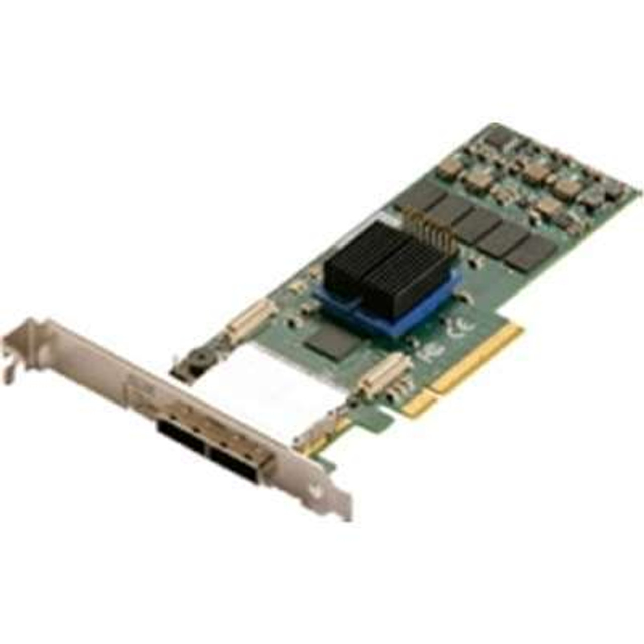 Plug-in Card Low Profile Components Other ESAH-1280-000 ATTO Expresssas H1280 Storage Controller
