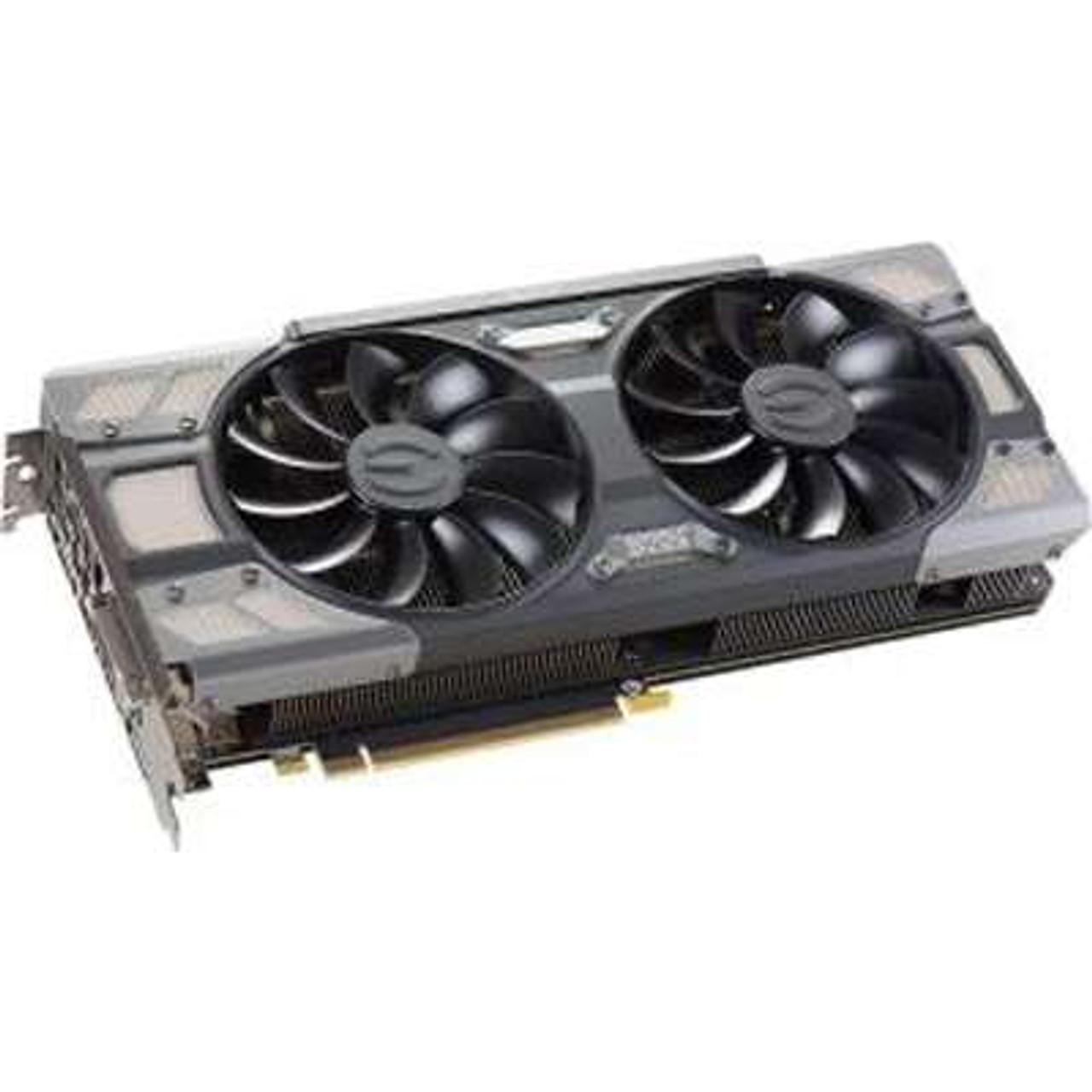 EVGA 08G-P4-6276-KR - Geforce GTX 1070 FTW Gaming ACX 3 0 8GB Base/Boost  (Clock) 1607/1797MHz