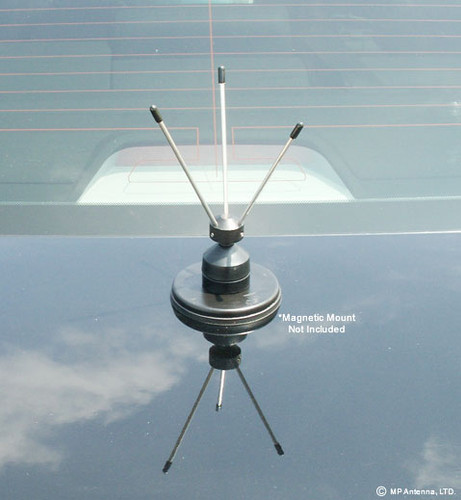 MP 08-ANT-0864 Mobile UHF Multi-Polarized 400-500MHz Mobile Antenna