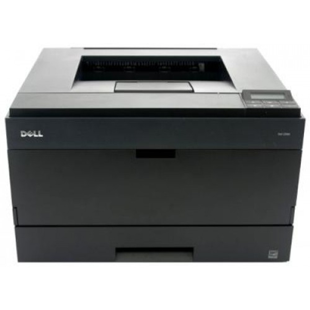 Dell 2350d / 2350dn: How to Print on Labels