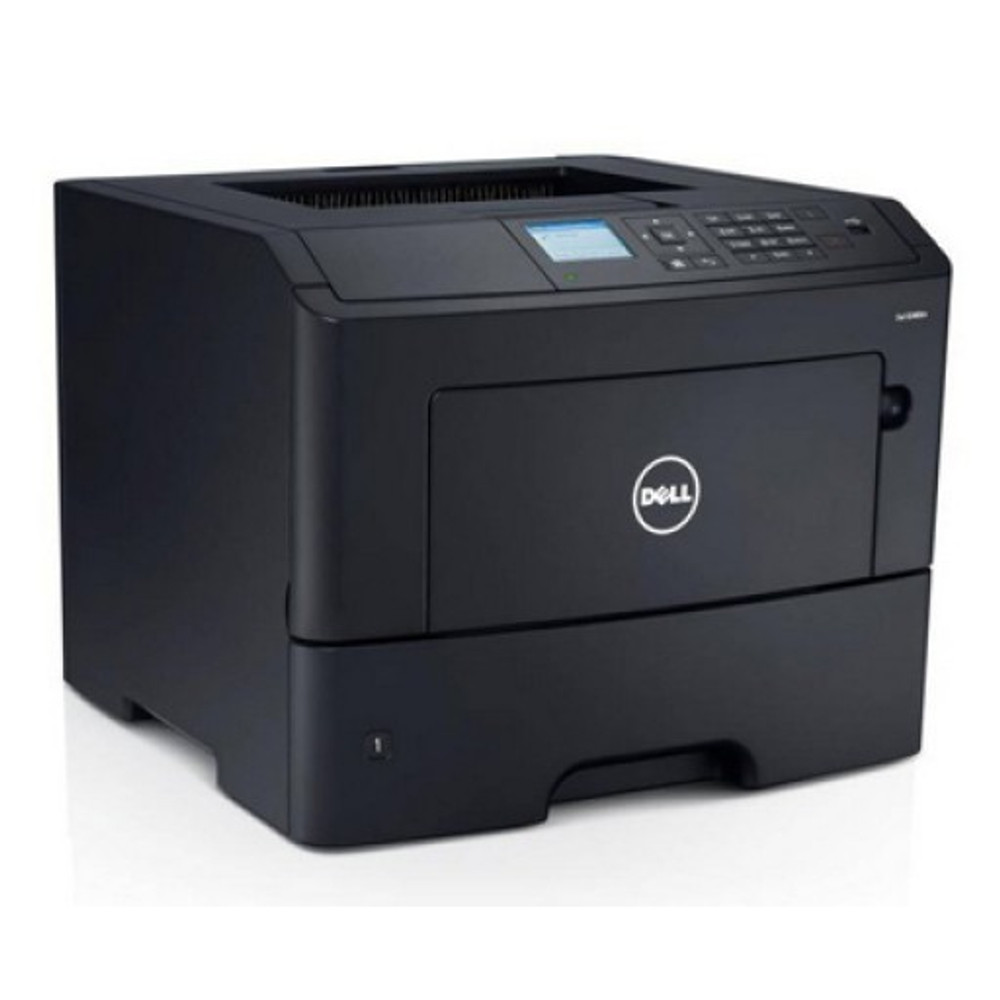 Dell B3460dn: How to Print Device Statistics