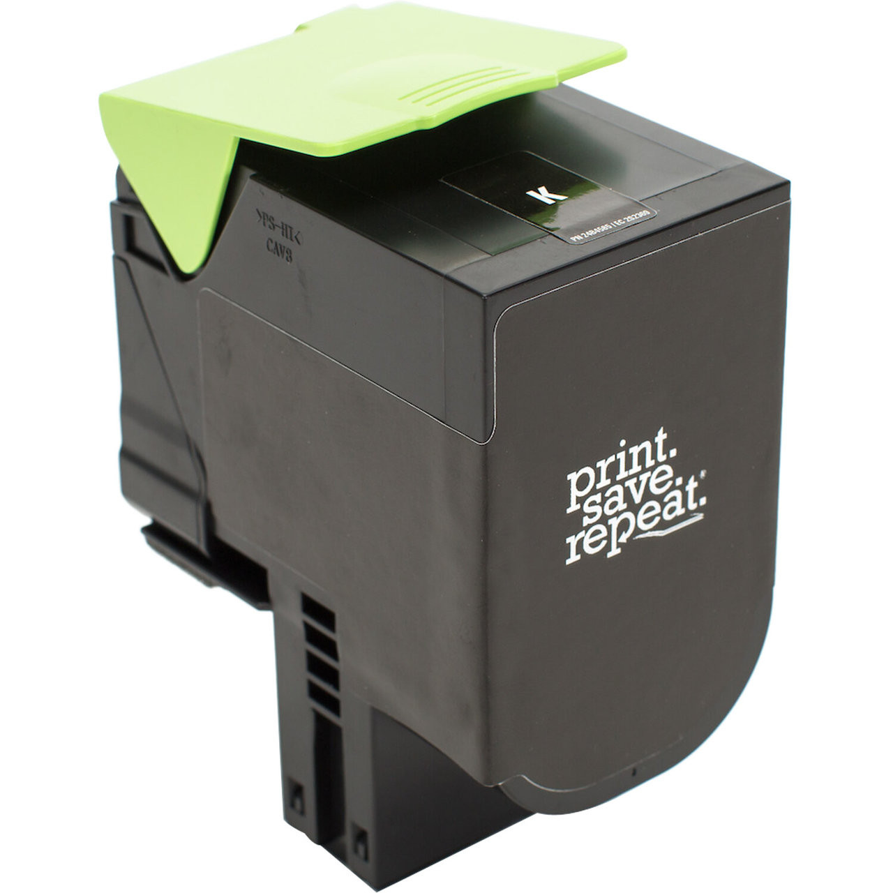 High Yield 80C1HY0 801HY Be Green Ink Compatible Replacement ...