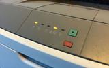 Lexmark E260: Indicator Lights