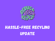 An Update to Our Hassle-Free Recycling Program