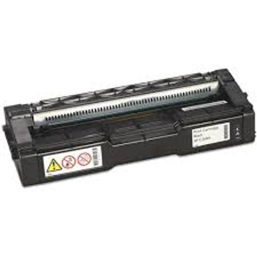 Ricoh 407539 Black Toner Cartridge for SP C250, C260, C261 [2,300 Pages]