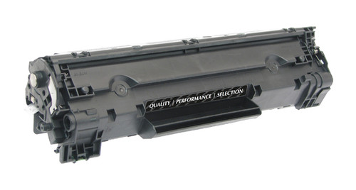HP 78A (CE278A) Remanufactured Toner Cartridge [2,100 Pages]