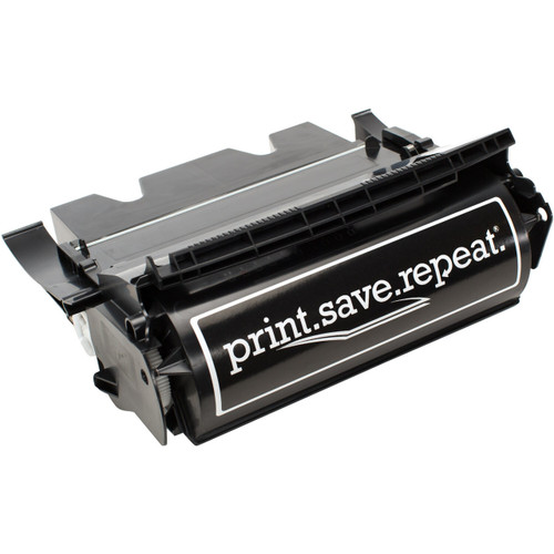 Print.Save.Repeat. Lexmark 12A7362 High Yield Remanufactured Toner Cartridge for T630, T632, T634, X630, X632, X634 [21,000 Pages]