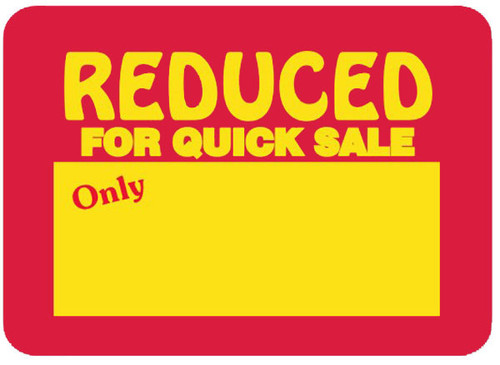 """1.75"""" x 1.25"""" Reduced for Quick Sale 
