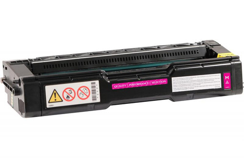 Ricoh 406477 Magenta High Yield Remanufactured Toner Cartridge [6,500 Pages]