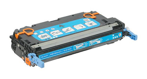 HP 503A (Q7581A) Cyan Remanufactured Toner Cartridge [6,000 Pages]