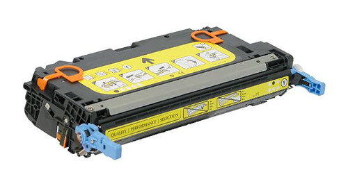 HP 503A (Q7582A) Yellow Remanufactured Toner Cartridge [6,000 Pages]
