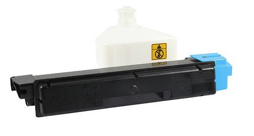 Kyocera Mita TK-592C Cyan Remanufactured Toner Cartridge [5,000 Pages]