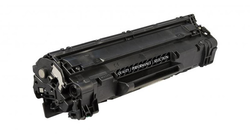 HP 85A (CE285A) Remanufactured Toner Cartridge [1,600 Pages]
