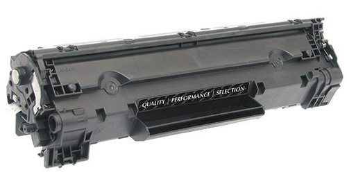 HP 83A (CF283A) Remanufactured Toner Cartridge [1,500 Pages]