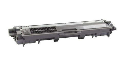Brother TN221BK Black Remanufactured Toner Cartridge [2,500 Pages]