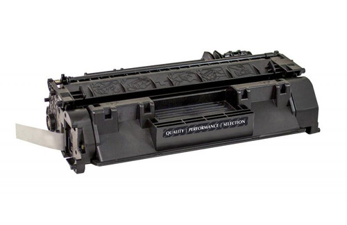 HP 05A (CE505A) Remanufactured Toner Cartridge [2,300 Pages]