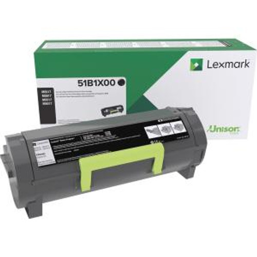 OEM Lexmark 51B1X00 Extra High Yield Toner Cartridge for MS517, MS617, MX517, MX617 [20,000 Pages]