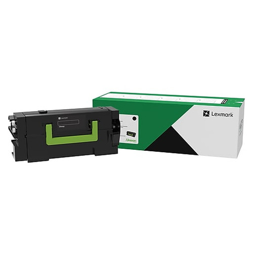OEM Lexmark 58D1H00 High Yield Toner Cartridge for MS725, MS821, MS822, MS823, MS825, MS826, MX721, MX722, MX725, MX822, MX826 [15,000 Pages]