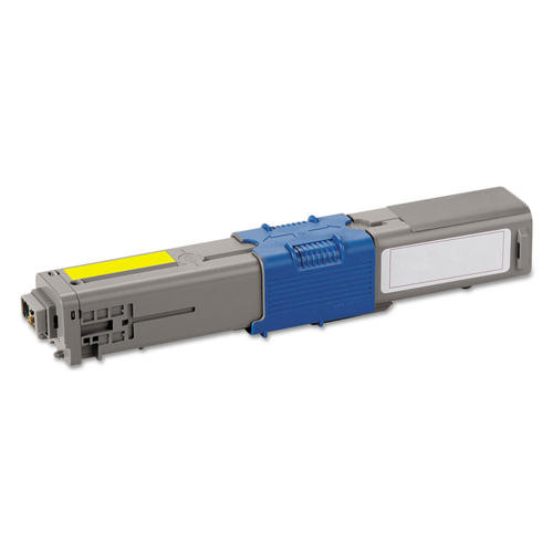Okidata 44469701 Yellow Standard Yield Compatible Toner Cartridge