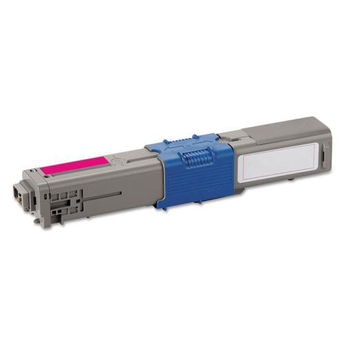 Okidata 44469702 Magenta Standard Yield Compatible Toner Cartridge