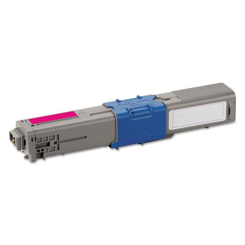Okidata 44469702 Magenta Standard Yield Compatible Toner Cartridge