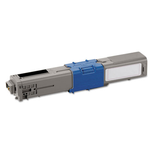Okidata 44469801 Black Standard Yield Compatible Toner Cartridge