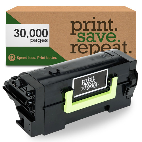 Lexmark B281X00 Extra High Yield Remanufactured Toner Cartridge for B2865 [30,000 Pages]