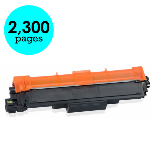 Brother TN-227C Cyan High Yield Compatible Toner Cartridge [2,300 Pages]