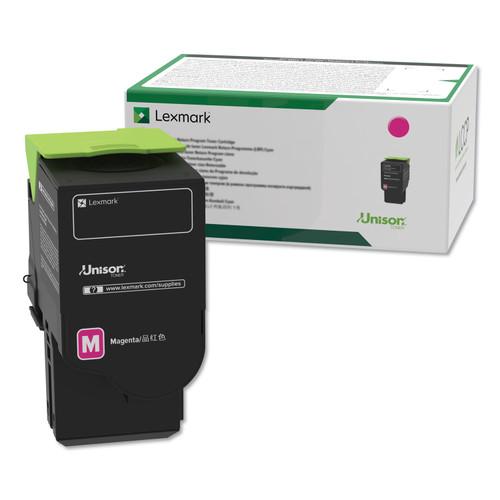 OEM Lexmark C2310M0 Magenta Toner Cartridge [1,000 Pages]