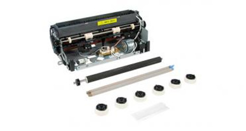Lexmark 40X0100 Refurbished Maintenance Kit with 100% OEM Parts and Rollers for T64x, X64x [110v, ProPart]