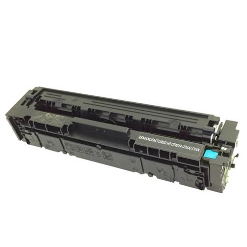 Print.Save.Repeat. HP CF401A (201A) Cyan Compatible Toner Cartridge for Color LaserJet Pro MFP M252, M274, M277 [1,400 Pages]