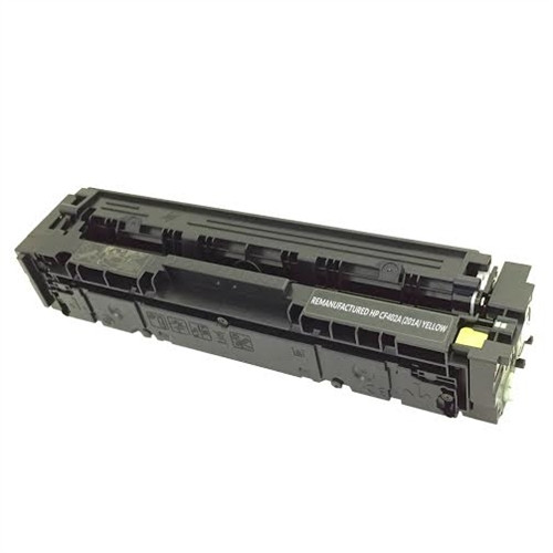 Print.Save.Repeat. HP CF402A (201A) Yellow Compatible Toner Cartridge for Color LaserJet Pro MFP M252, M274, M277 [1,400 Pages]